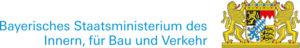Bayerisches Staatsministerium des Innern, für Bau und Verkehr Logo
