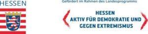 Hessen aktiv für Demokratie und gegen Extremismus Logo