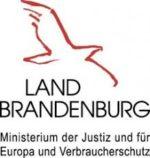 Brandenburger Ministerium der Justiz und für Europa und Verbraucherschutz Logo
