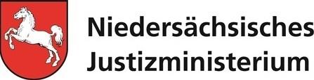 Niedersächsisches Justizministerium Logo