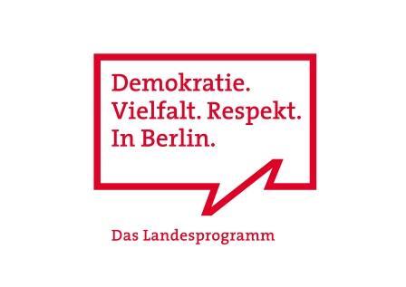 Landesprogramm Berlin Logo