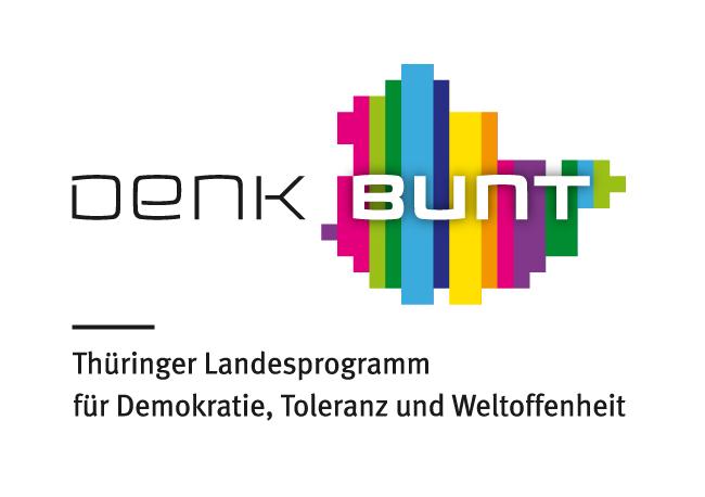 Denk Bunt Thüringen Logo