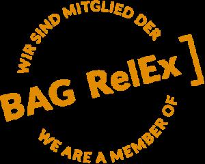 Bundesarbeitsgemeinschaft religiös begründeter Extremismus Logo