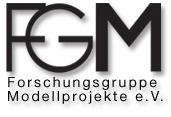 Forschungsgruppe Modellprojekte Logo