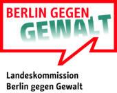 Landeskommission Berlin gegen Gewalt Logo