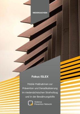 Broschüre Fokus ISLEX Niedersachsen