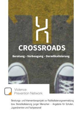 Crossroads Broschüre
