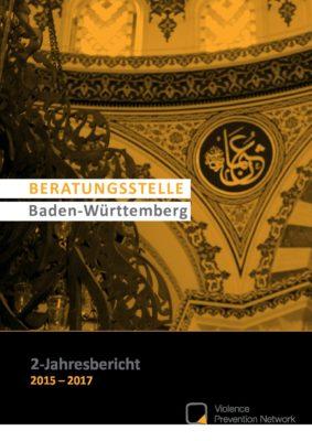 2-Jahresbericht Beratungsstelle Baden Württemberg 2016-2017