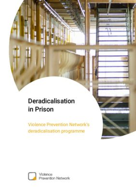 Brochure Deradicalisation in prison EN