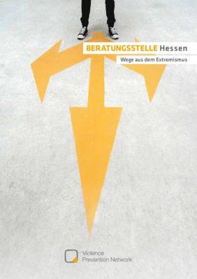 Broschüre Beratungsstelle Hessen – Deradikalisierung
