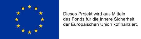 EU-Logo Innensicherheitsfond