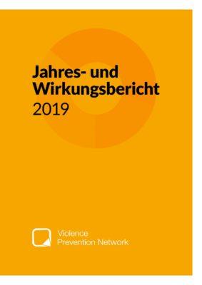 Violence Prevention Network Jahresbericht 2019