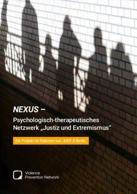 Broschüre JUST X – NEXUS