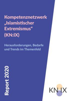 KN:IX Report 2020 – Herausforderungen, Bedarfe   und Trends im Themenfeld